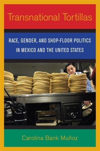 libro Transnational Tortilla