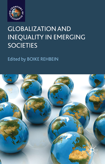 Libro 'Globalization and Inequality'