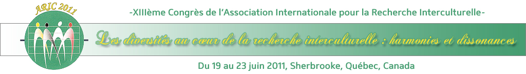 banner XIII congreso intercultural Canada
