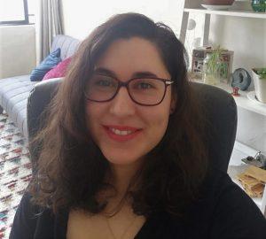 Daniela Mansilla, Antropóloga Universidad de Chile y egresada del Magíster en Sociología de la Universidad Alberto Hurtado